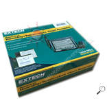 EXTECH RH520A-220: Humidity Temperature Chart Recorder with Detachable Probe