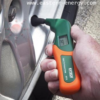EXTECH AUT10: Digital Tire Pressure Gauge