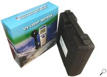 Ultraviolet UV Meter เครื่องวัดแสงยูวี UVA/UVB Meter รุ่น 850009