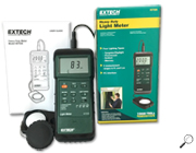 Extech 407026: Heavy Duty Light Meter with PC Interface เครื่องวัดแสง