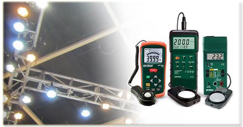 เครื่องวัดแสง, เครื่องวัดความเข้มของแสง Digital Lux Meter, Lux Meter, Light Meter