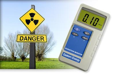 เครื่องมือวัดกัมมันตรังสี ( Radiation Meter ),Gamma, Beta, X-Rays  ( รังสีแอลฟา รังสีบีตา รังสีแกมมา )