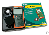 EA30: EasyView™ Light Meter