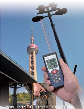 เครื่องวัดระยะทาง Distance Meter