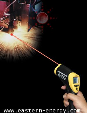 เครื่องวัดอุณหภูมิ แบบไม่สัมผัส หรือ อินฟราเรด เทอร์โมมิเตอร์ Infrared Thermometers