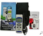 เครื่องบันทึกอุณหภูมิ และความชื้น RH / Temperature SD Card Logger รุ่น 800021
