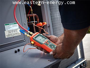 Extech HD780: Digital Manifold/Pressure Gauge