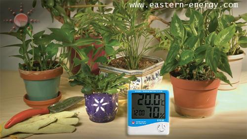 เครื่องวัดอุณหภูมิ ความชื้น Hygro-Thermometer