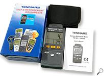 Tenmars TM-801: CO Meter (Carbon Monoxide) Monitor