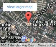 แผนที่ดาวเทียม Google maps สำนักงานใหญ่