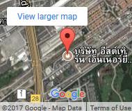 แผนที่ดาวเทียม Google maps สำนักงานรังสิต