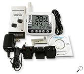 AZ-Instrument 8808 :Temp.& RH% Logger-LCD เครื่องบันทึกอุณหภูมิความชื้น