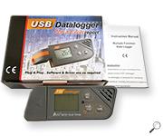 88160 :Temp. USB Datalogger w/PDF report เครื่องบันทึกอุณหภูมิ