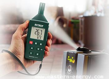 Extech RHT510: Hygro-Thermometer Psychrometer เครื่องวัดอุณหภูมิ ความชื้น