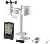 เครื่องวัดสภาพอากาศ Wireless Weather Station Kit รุ่น Extech WTH600-KIT