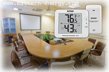 Extech RH200W: Multi-Channel Wireless Hygro-Thermometer