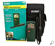 Extech RH210 เครื่องวัดอุณหภูมิ ความชื้น Dew Point, Compact Hygro-Thermometer