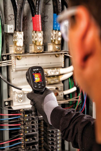 TG165 Electrical Troubleshooting Application