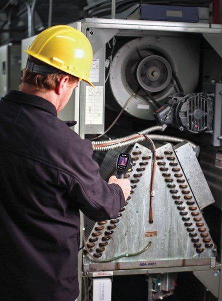 TG165 HVAC Coils Application