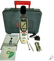 DT-855/855S  Sound Level Meter