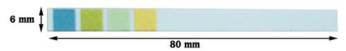 กระดาษลิตมัส Litmus paper กระดาษวัดกรดด่าง pH Paper, กระดาษทดสอบ pH, กระดาษลิตมัส Litmus, ก้านวัดกรดด่าง pH Test Strip