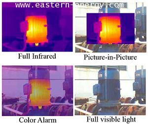 กล้องถ่ายภาพความร้อน Thermal Imager CEM DT-9875