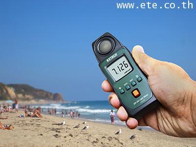 Extech UV505 UVA, UVB Light Meter เครื่องวัดแสงยูวี