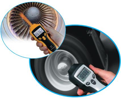 เครื่องวัดความเร็วรอบ Tachometer