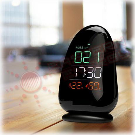 เครื่องวัดค่าฝุ่นละออง PM2.5 Air Quality Monitor ตรวจวัดคุณภาพอากาศภายในอาคาร