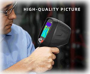 กล้องถ่ายภาพความร้อน Thermal Imager CEM DT-870Y
