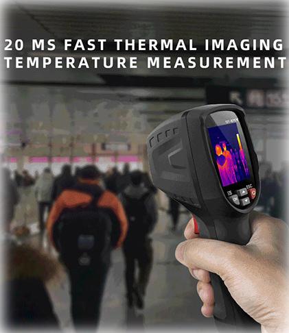 DT-870Y CEM กล้องถ่ายภาพความร้อน วัดอุณหภูมิร่างกาย