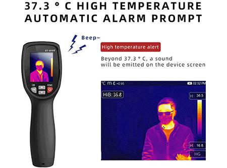DT-870Y CEM กล้องถ่ายภาพความร้อน Thermal Imaging Human body Temperature