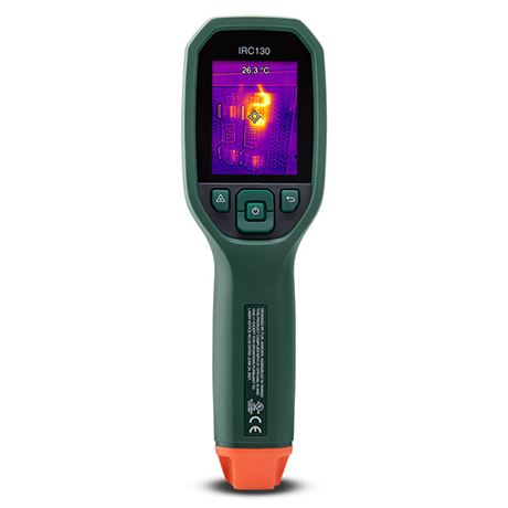 EXTECH IRC130 Thermal Imager IR Thermometer with MSX®