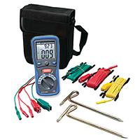 เครื่องวัดความต้านทานดิน Digital Earth Resistance Tester Kit CEM  DT-5300B