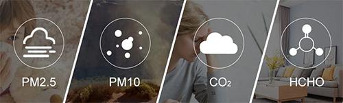 PM2.5 เครื่องวัดฝุ่น
