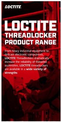 แถบสีของกาวล็อคเกลียว LOCTITE® Threadlocker บอกอะไรบ้าง