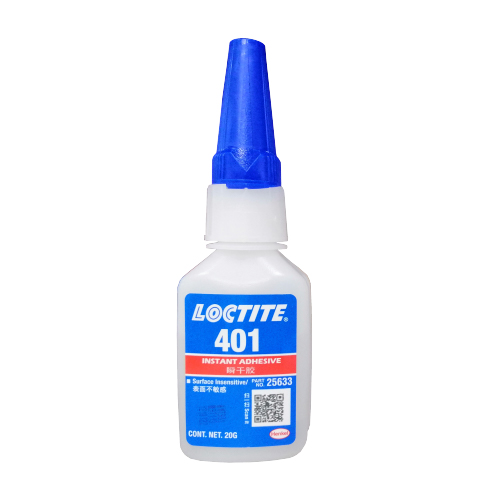 Loctite 401 Low Viscosity Instant Adhesive Clear 20 g Bottle