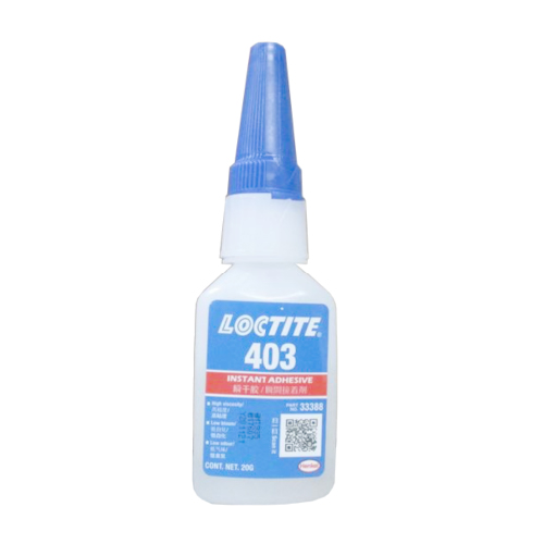Loctite Prism 403 Low Odor Low Bloom Instant Adhesive Clear 20g Bottle