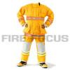 เสื้อดับเพลิง 3 ชั้นผ้า Normex มาตราฐาน EN469 และ ISO9001 รุ่น J2810