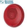 SYSTEM SENSOR Ceiling Speaker ,Red Model. SPCRL