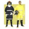 ชุดพนักงานดับเพลิง แบบชุดหมี ผ้า Normex lllX ขนาดน้ำหนักผ้า 4.5 OZ.