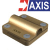 AXIS Copper Alloy Square Clamp With Combination Model. SCC50253  23x3 mm.(35-50 mm.)