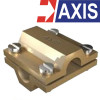 AXIS Copper Alloy Square Cable Clamp Model. GSQ0050