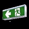 MAXBRIGHT Emergency Exit light Battery 3.6V.1800 mAh. Back-up 2 Hr. Model.EXB-WP 111-IP65