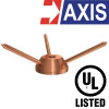 AXIS Copper Alloy Multipoint Type A Model. CMP