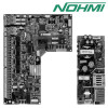 แผงจ่ายไฟระบบแจ้งเหตุเพลิงไหม้ (Power Supply Module) รุ่น PCA-N3060-PSU+BAT-18AH ยี่ห้อ NOHMI