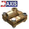 AXIS Bare Aluminium Tape Earth Conductor Model. BAT0253   Size 25x3 mm.