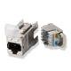 วิธีการ Terminate Modular Jack AMP TWIST Part Number 0-1711342-1 สำหรับใช้งานกับระบบ 10 Gigabit Ethernet