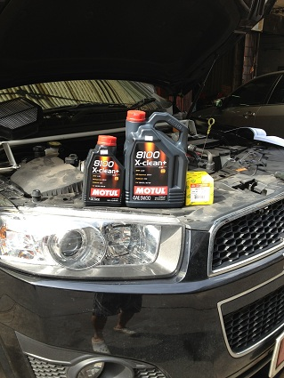 How to choose engine oil