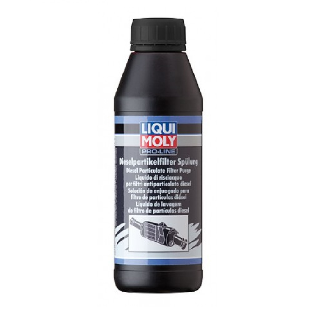 LIQUI MOLY PRO LINE DIESEL PARTICULATE FILTER PURGE 5171 500ml.